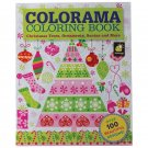 COLORAMA COLORING BOOK - Christmas Edition