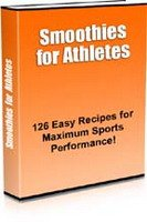 126 Smoothies Recipes for athletes eBook+ resell rights