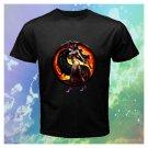 Mortal Kombat Playstation 3 Xbox 360 Video Game Milena Shirt Tshirt Tee Black 44
