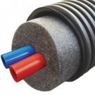 """50% off SHIPPING- 250' Insulated PEX- 2 x 1"""" O2 Barrier PEX"""