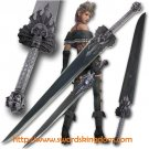 X-2 Paine Skull Sword - Final Fantasy