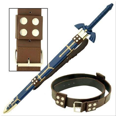 Legend of Zelda, Link Master Sword with Leather Belt