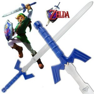 Legend of Zelda Sword Master