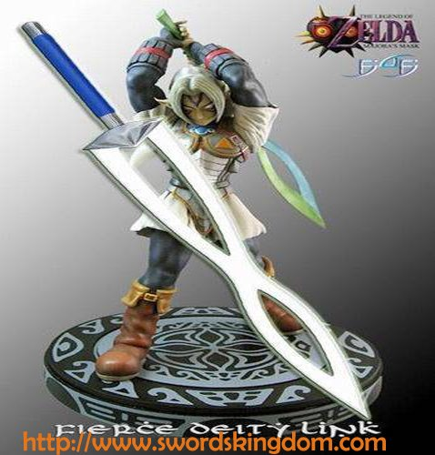 The Legend of Zelda Link's Fierce Diety's Mask Sword