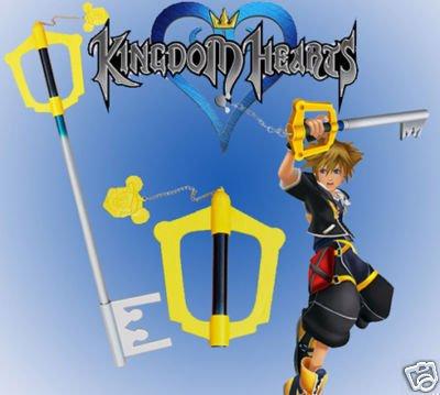 Kingdom Hearts Sora Keyblade 34 Inches