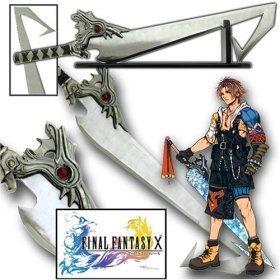 Tidus Brotherhood Sword - Final Fantasy