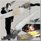 Final Fantasy Lionheart GunBlade Sword