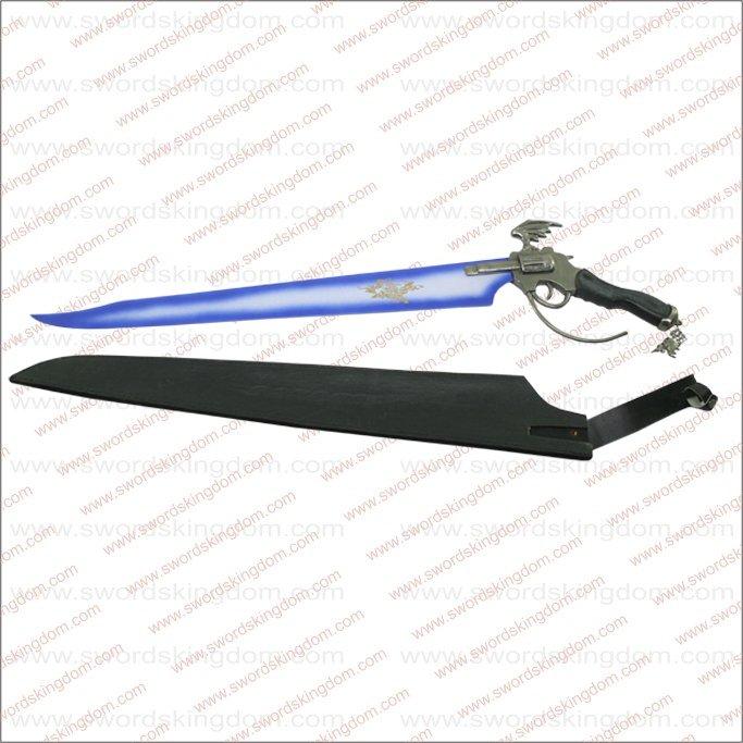 Lionheart Winged Gunblade Sword Final Fantasy VIII