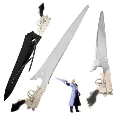 Seifer Almasy Hyperion Gunblade Final Fantasy