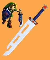 "Zelda Razor sword- full tang. 52"""