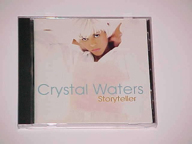 Storyteller by Crystal Waters (CD, May-1994, Mercury)