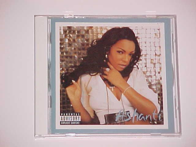 (SOLD in lot) Ashanti [PA] by Ashanti (CD, Apr-2002, Def Jam (USA))