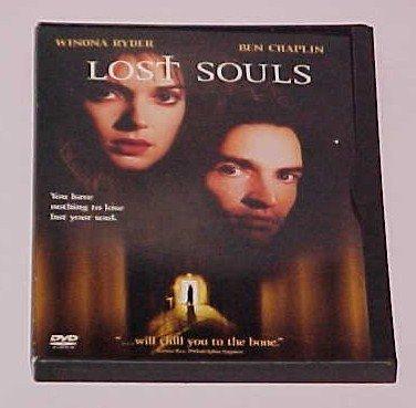 (SOLD in lot) Lost Souls (DVD, 2001)