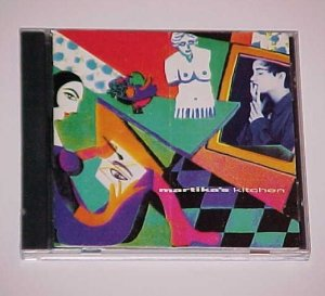 Martika's Kitchen by Martika (CD, Aug-1991, Columbia (USA))