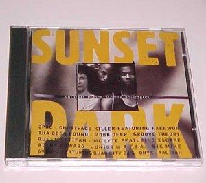 Sunset Park Soundtrack [PA] (CD, Apr-1996, Elektra)