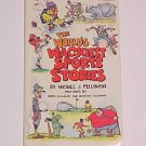 The World's Wackiest Sports Stories by Michael Pellowski (May 1989, Paperback)