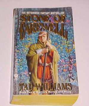 The Stone of Farewell by Tad Williams (1991, Paperback)