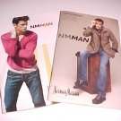 2 Neiman Marcus Men's Catalogs NM Man Fall 2010/Fall 2011
