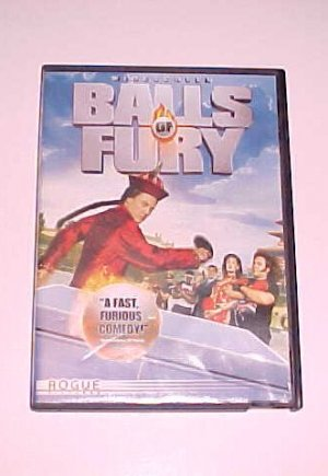 Balls of Fury (DVD, Widescreen, 2007)