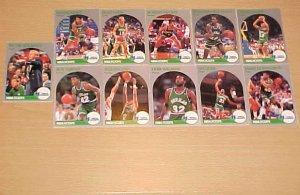 1990 Dallas Mavericks Basketball Cards