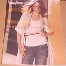 Neiman Marcus Current Spring Collection Women's Catalog 2011 CT311