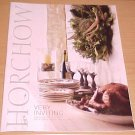 Horchow Collection 2010 Catalog HH10