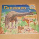 Dinosaurs by Peter Zallinger (1977, Paperback)
