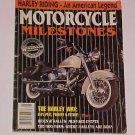 Vintage Motorcycle Milestones 1995 Collector's Edition