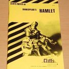 Cliffsnotes Shakepeare's Hamlet (1990, Paperback, Revised)