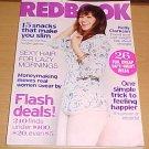 Redbook July 2012 Kelly Clarkson