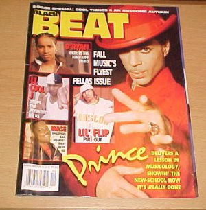 Black Beat December 2004 Prince O'Ryan LL Cool J Mase