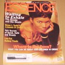 Essence Magazine December 1995 Angela Bassett