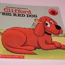 Clifford the Big Red Dog by Norman Bridwell (1985, Paperback)