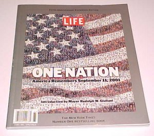 One Nation : America Remembers September 11, 2001 (2006, Paperback)