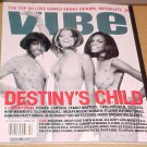 Vibe Magazine February 2001 Destiny's Child