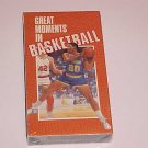 Vintage 1989 Greatest Moments in Basketball