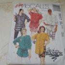 Vintage 1991 Easy McCalls 5617 Petite Small Size 10, 12 Uncut