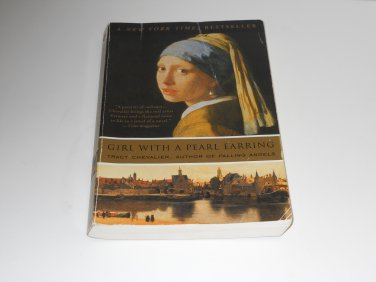 Girl with a Pearl Earring by Tracy Chevalier (2001, Paperback, Reprint)