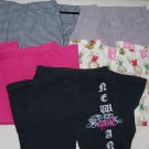 Lot of 5 3T Girls Pants Bottoms Black Label/Baby Gap/Carters/Garanimals