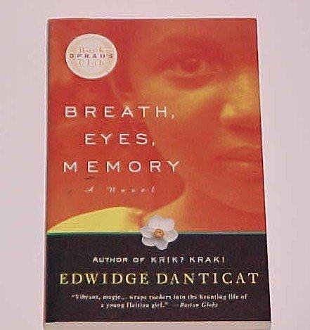 Breath, Eyes, Memory by Edwidge Danticat (1998, Paperback, Reprint)