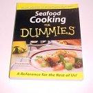 Seafood Cooking for Dummies by Leslie Bloom, Marcie Ver Ploeg (Paperback, 1999)