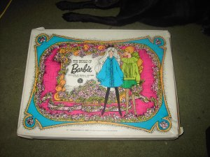 Barbie carring  case