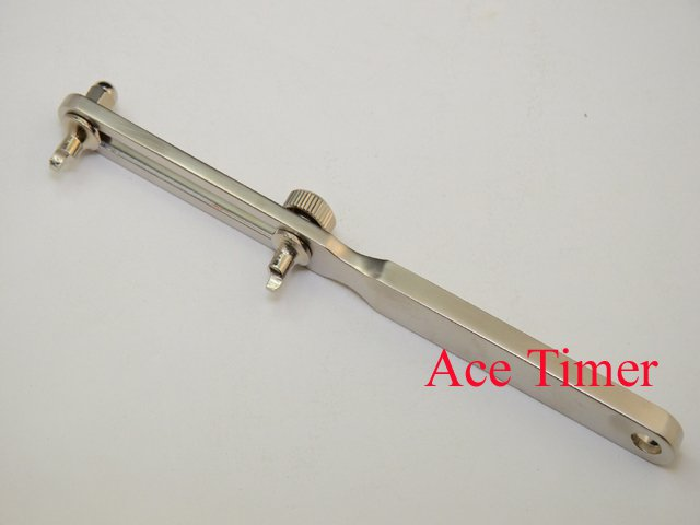 Watch Case Screw back Waterproof Opener Tool Open Up to 70mm Large