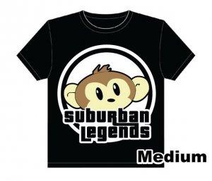 Monkey T-shirt Size: Medium