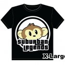 Monkey T-shirt Size: X-Large