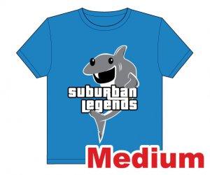 Shark T-Shirt Size: Medium