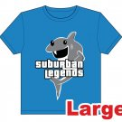 Shark T-Shirt Size: Large