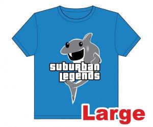 Shark T-Shirt Size: Large