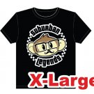 Hipster Monkey T-shirt Size: X-Large