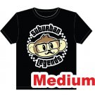 Hipster Monkey T-shirt Size: Medium